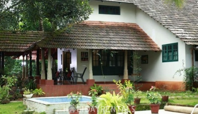 Eco Friendly Heritage Home, Kochi