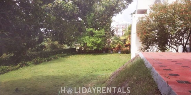 City Cliff Villa 3-Bedrooms, Trivandrum