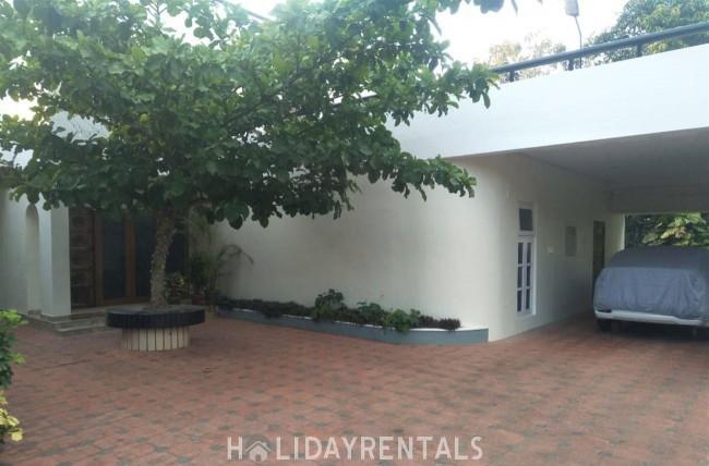 City Cliff Villa 3-Bedrooms, Trivandrum