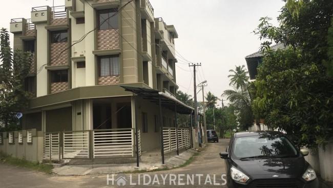 Apartment in Vyttila, Ernakulam