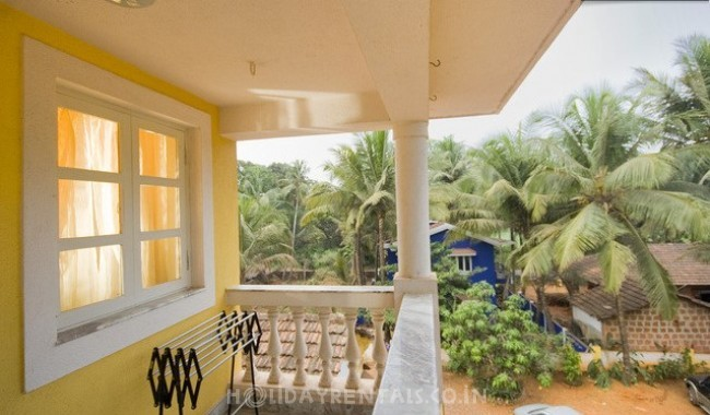 Cruz Fernandes, North Goa