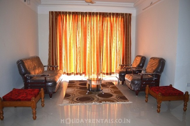 My Travel Home Serviced Apartments, Trivandrum