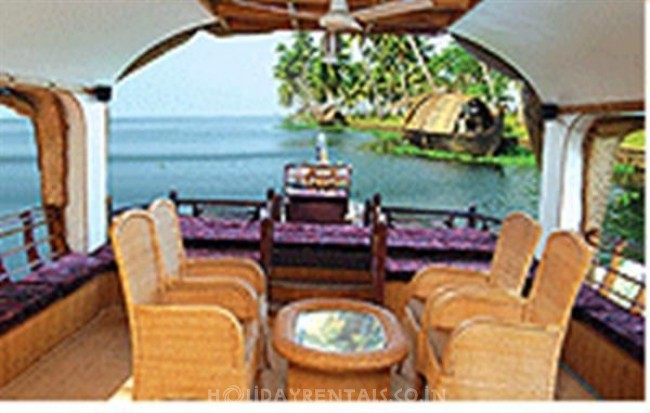 Lake Pearl Houseboats, Alleppey