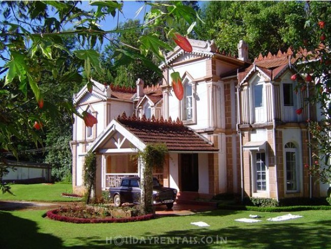Marlborough House, Ooty