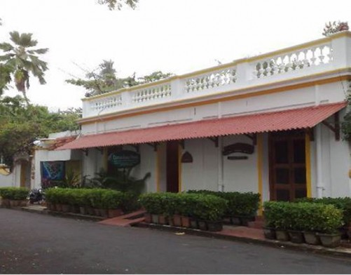 Dumas guest House, Pondicherry