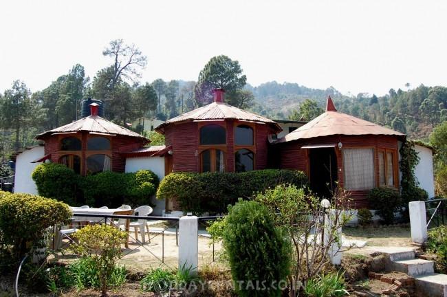 Divya Darshan Ashraya Resort, Kausani