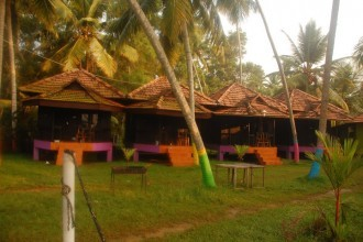 Poovar Resort, Trivandrum