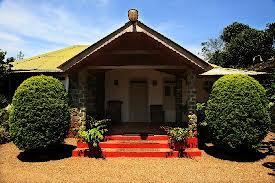 Colonial style bungalow, Kuttikkanam