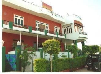Blue Skies Guest House, Jaipur