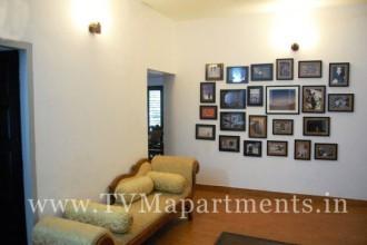 3 Bedroom Villa near Tennis Club, Trivandrum