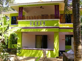 Gumnut Beach House Homestay, Varkala