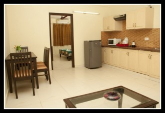 Velvet Inn Serviced Apartment, Bardez