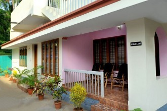 Gokulam homestay, Kovalam