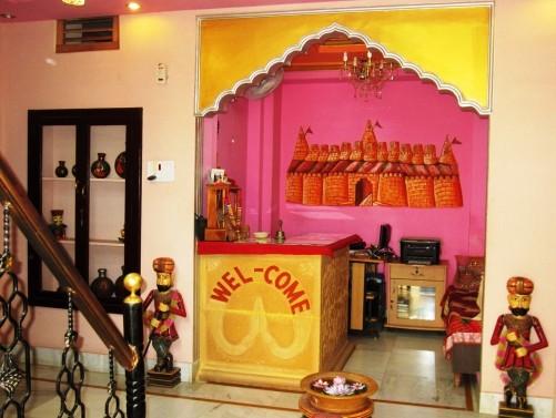 uju's homestay, Jaisalmer