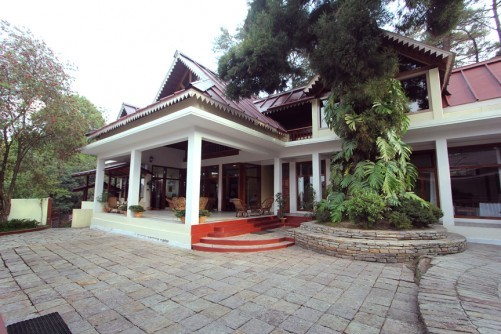 Green Touch resort, Tripura west
