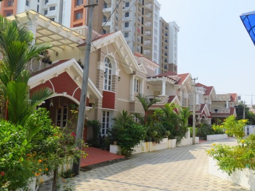 Anvita Dwellings, Ernakulam