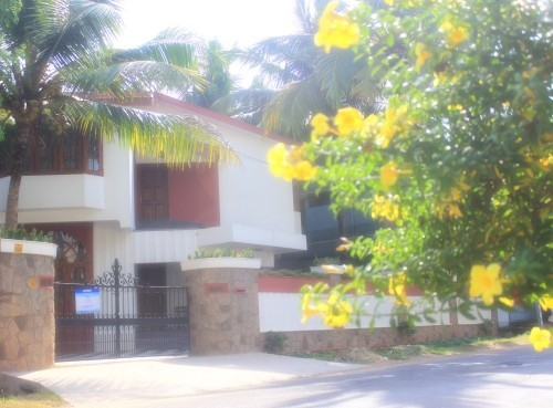 3 BHK 2 storey Villa near Golf Club, Trivandrum