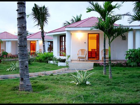 Chariot Beach Resort, Mahabalipuram