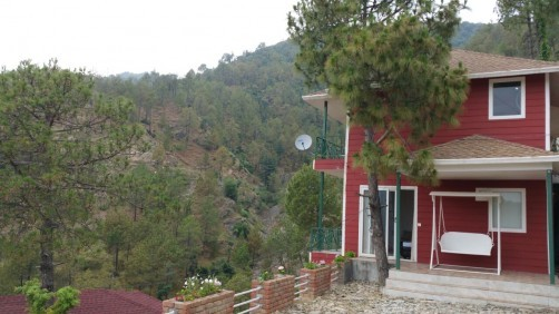 Rosedale Cottage 3BHK, Chail