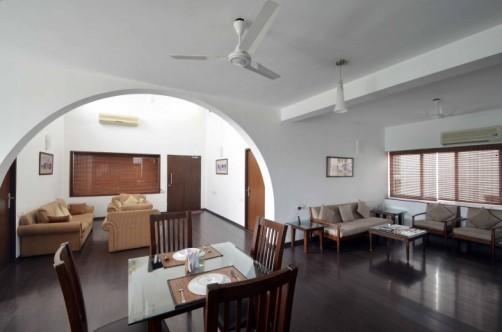 Tangy Alcove Service Apartment, Chennai