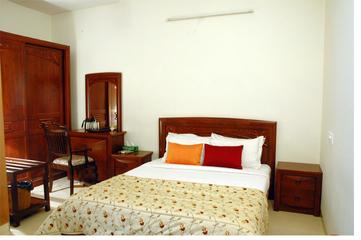 Eastlyn Alcove Service Apartments, Chennai