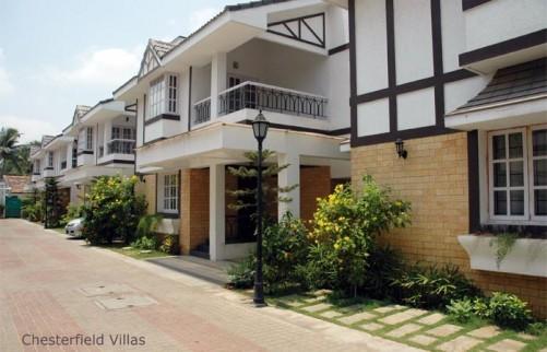 Alcove Chesterfields villa II, Chennai