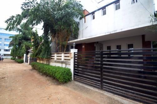 Habitat Alcove Service Apartment, Chennai