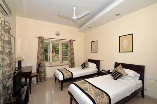 Eleganze Alcove Service Apartment, Chennai