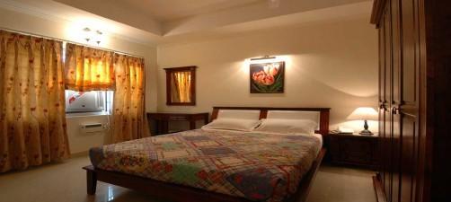 Blossoms Serviced apartments, Chennai