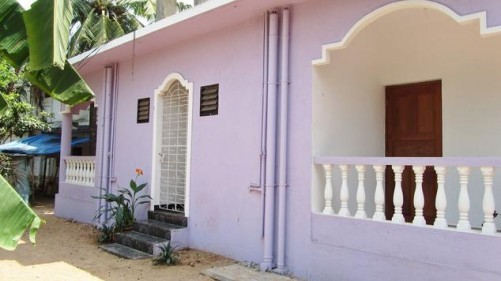 Beachside Home, Calangute