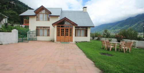 Green Vista Cottage, Kullu Manali