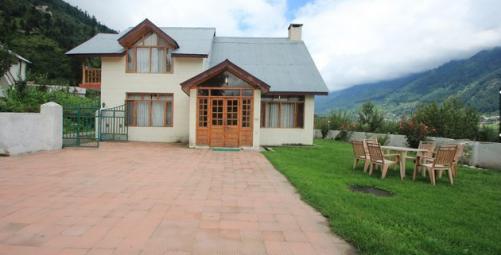 Green Vista Cottage, Kullu Manali