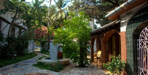 Seaside Holiday Home, Anjuna