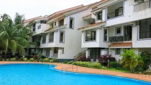 Casa Legend Service Apartment, Arpora