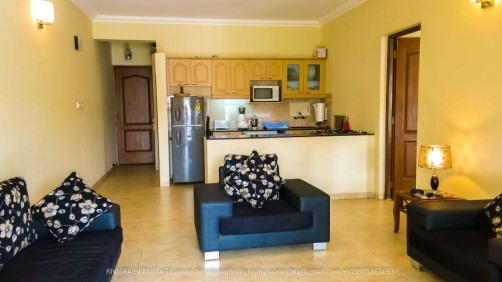 Casa Legend Studio Apartment, Arpora