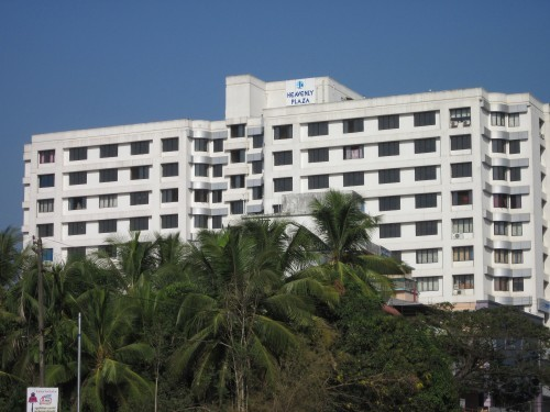 Plaza Suites, Kochi