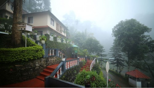 The New Whispering Meadows, Munnar