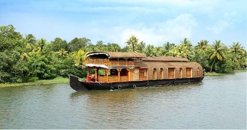 Rudra House Boats, Kumarakom