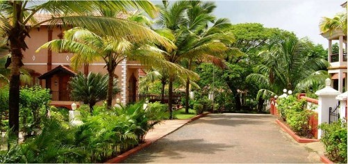 Presidential Pool villa, Bardez