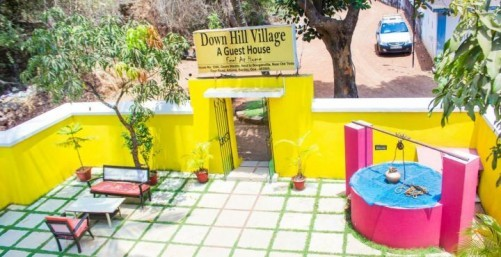 Down Hill Village Guest House, Bardez