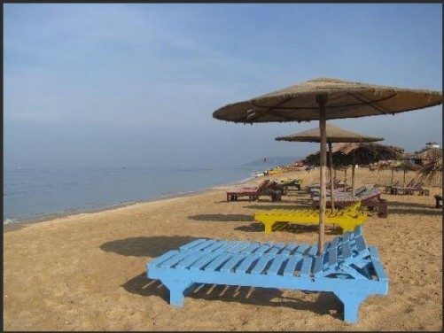 Beachside Stay, Calangute