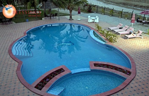 Niathu Resort, Dimapur
