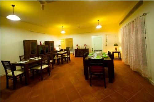 Copperhill Villa, Madikeri