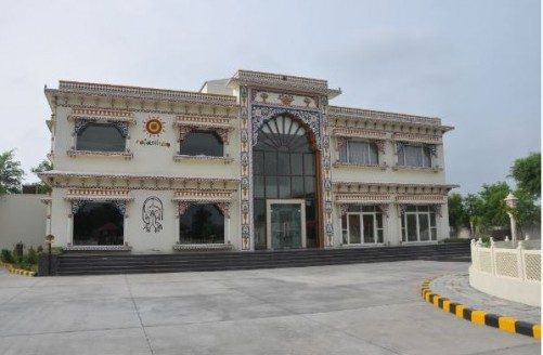 Bagar Inn Resort, Jhunjhunu