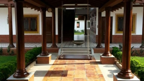 Balkatmane Heritage Home, Kundapura