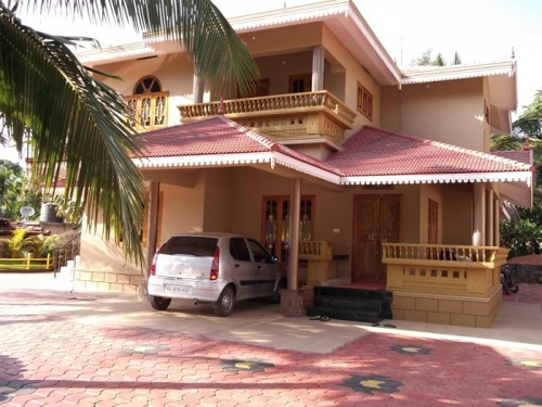 4 Bedroom Homestay near Banasura Sagar Dam, Wayanad