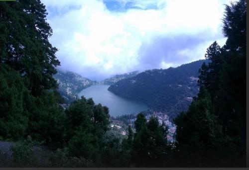 The Fair Light Trails  Bungalow, Nainital