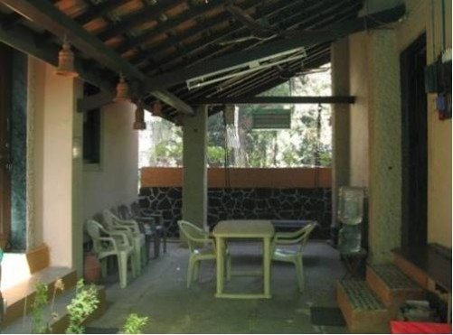 The Arte Cottage, Alibaug