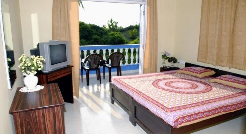 Holiday Villa near Palolem, Canacona