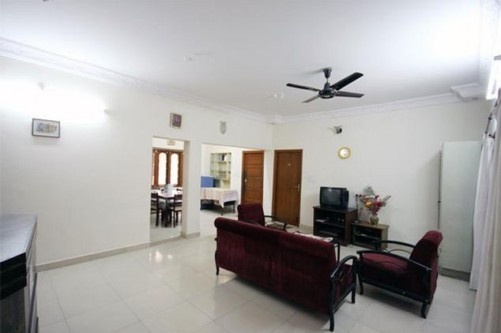 Flats near Kalki Temple, Bangalore